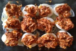 Huevos con Bechamel  -  10